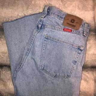 Vintage Wrangler Signature Jeans