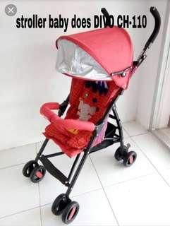 Stroller Baby Does DIVO CH-110