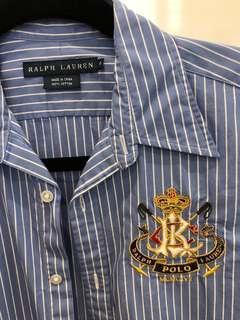 Ralph Lauren Shirt - Size 4