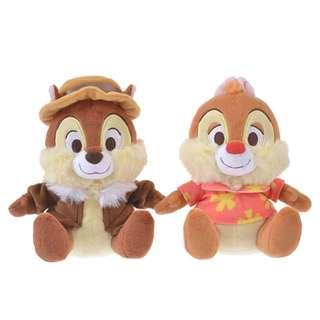 a52c04f2 Japan Disneystore Disney Store Rescue Rangers 2019 Chip & Dale Stuffed  Plush Doll Toy