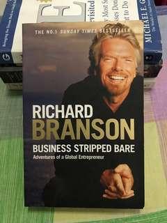 Richard Branson Business Stripped Bare