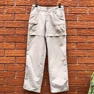 Kathmandu convertible pants/shorts