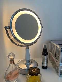Illuminating Mirror