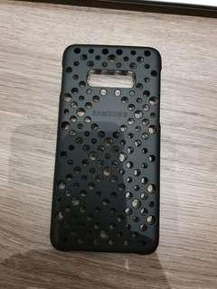 samsung s10e original case (black)
