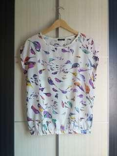 White birds top