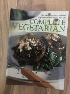 🚚 complete vegetarian recipes