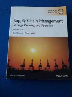Supply Chain Management Pearson Fifth Edition