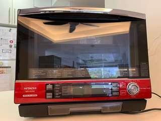 🚚 Hitachi Combi Steam Microwave Oven MRO AV200E