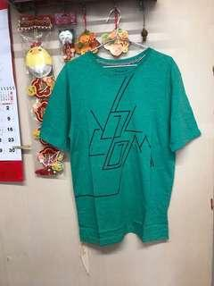 Men's Volcom cotton knitted tee
