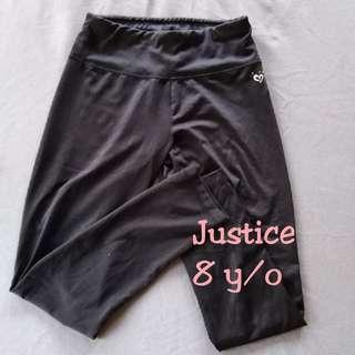 🌸Justice Black Leggings