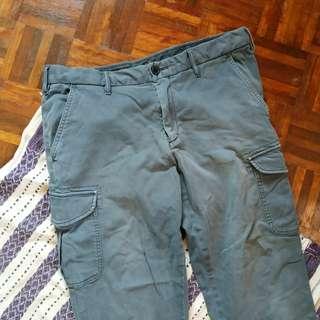 Uniqlo Cargo Pants