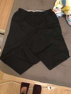 🚚 黑色西裝褲#半價衣服市集