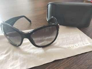 Genuine BVLGARI women's sunglasses