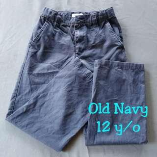 🦀Old Navy Blue Pants