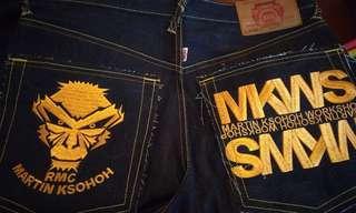 Rmc 牛仔褲