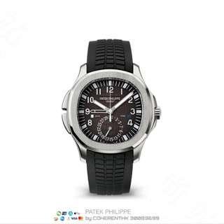 NEW PATEK PHILIPPE 5164A-001 AQUANAUT  (5164a) HK$254,600.00
