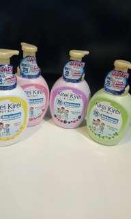 🚚 (2bot) Kirei Kirei 900ml Body foam wash bath cleanser