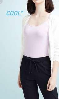 🚚 Lativ 淺藍 涼感細肩帶背心 #半價衣服市集