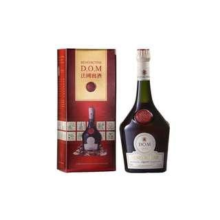🚚 Brand New Sealed Benedictine D.O.M Herbal Liquer 1 litre