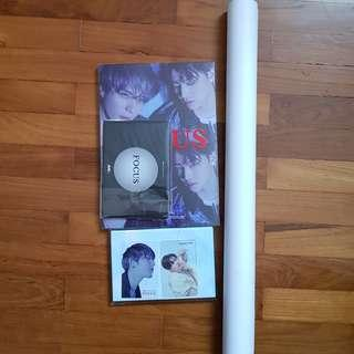 [WTS] JUS2 UNSEALED ALBUM