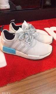 """Adidas Nmd """"Bright Cyan"""""""
