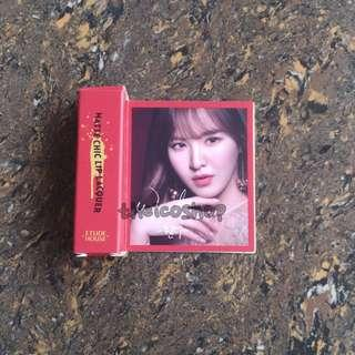 Etude House x Red Velvet - Matte Chic Lip Lacquer