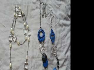 Necklaces - long