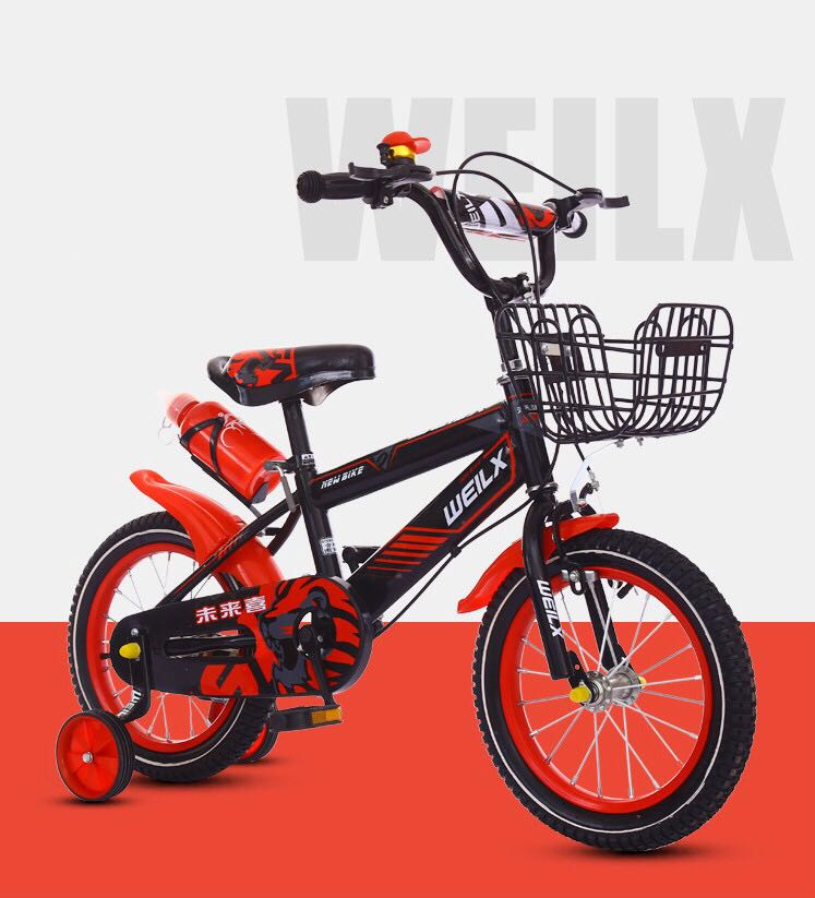 12-inch Children's Bicycle