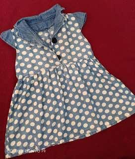 Preloved Baby Girl Dress