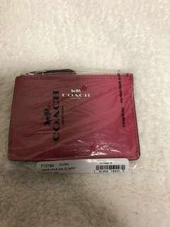 Coach ID / card case with key holder 卡套連匙圏