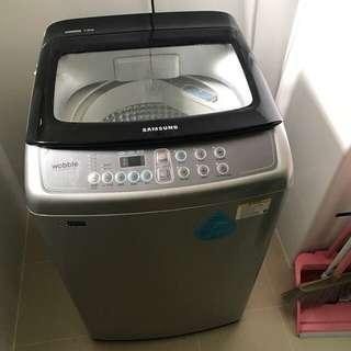 🚚 Samsung wobble 7.5kg washing machine / washer