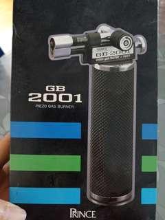 Prince GB2001 Piezo Electronic Micro Torch