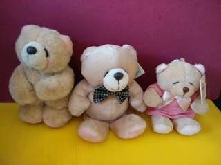 ($10 each) Forever Friends Stuffed Toy