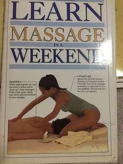 🚚 Learn massage in a weekend