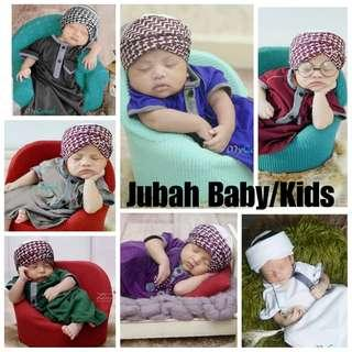 🚚 PO: Baby / Kids Boy Jubah