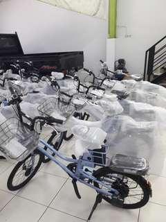 Cicilan Sepeda Listrik Selis Murai Dll