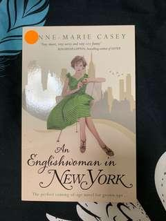 🚚 an englishwoman in new york