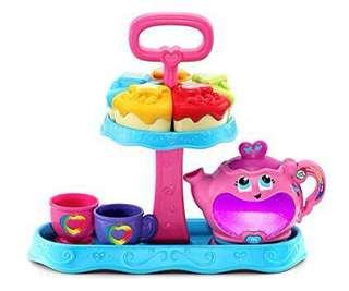 Leap Frog Musical Tea Party Set
