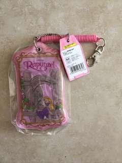 Pass case Disney Rapunzel from Japan