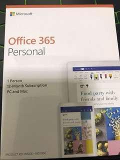 Brand new Microsoft Office 365 2019