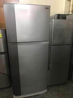 🚚 Mitsubishi 501l HUGE 2 door fridge / refrigerator