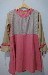 Vicelle Tunik Pink (NEW)