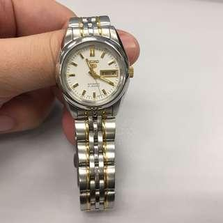 Authentic Seiko Ladies Automatic Watch