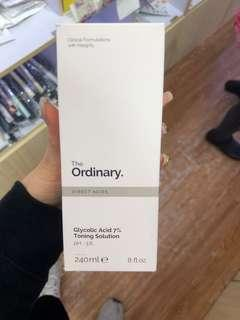 The ordinary 角鯊勞烷萬用油