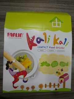 🚚 Farlin - compact food grinder