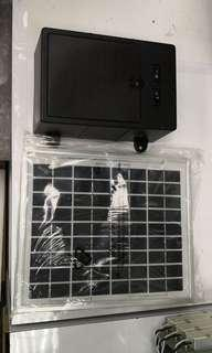 *MOVING OUT, CLEARING* 5 WATT educational solar set
