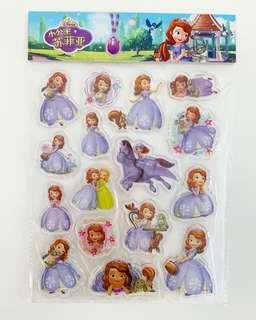 Princess Sofia Stickers