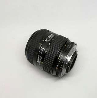 Nikon 28-70mm af-D