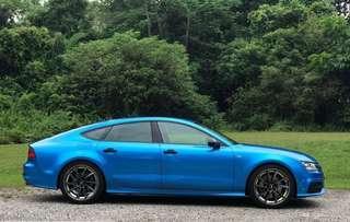 Audi A7 Sedan 3.0 TFSI quattro DSG Auto