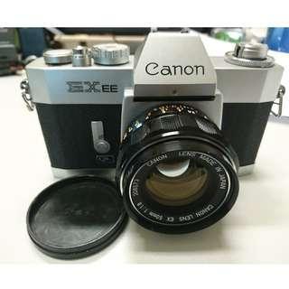 Canon EXEE Film Camera